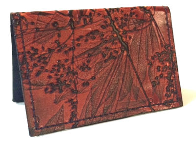Click to see large Folded Card Case